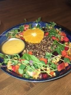 december at suede hills farms